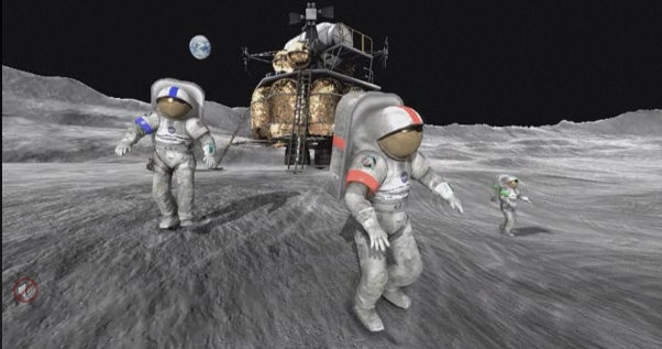 moon landing conspiracy essay example Below is an essay on moon landing conspiracy from anti essays, your source for research papers, essays, and term paper examples did man ever go to the moon was the moon landing in 1969 man kinds' greatest achievement or was it the most viewed fiction film of the year.