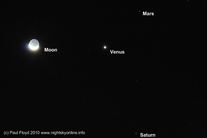 visible planets tonight saturn - photo #5