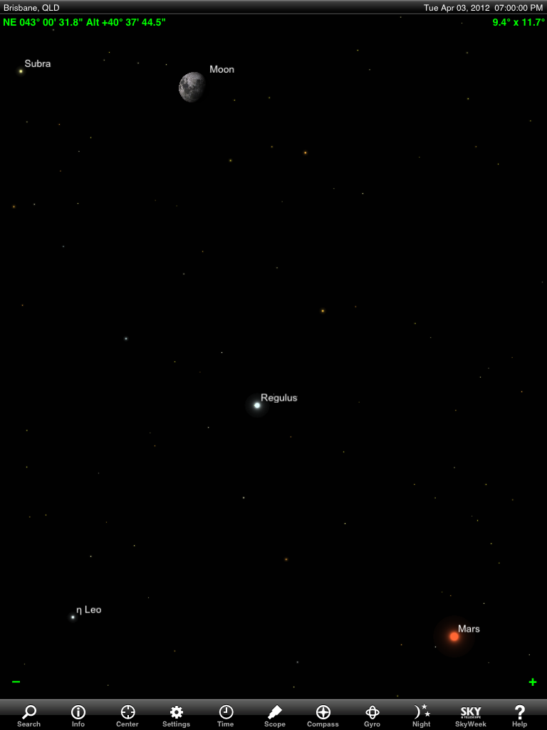 Three Planets Visible This Week - Pics about space