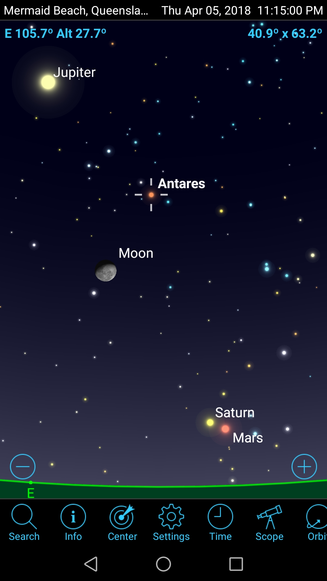 Planets galore in the late evening sky … plus see Jupiter ...